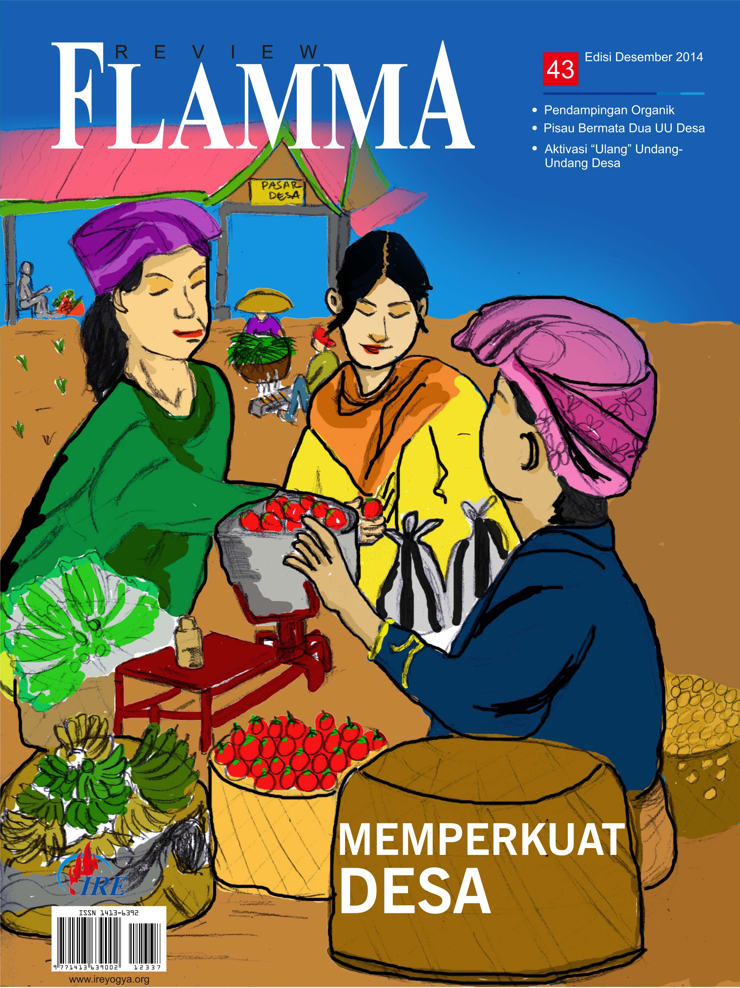 FLAMMA REVIEW 43
