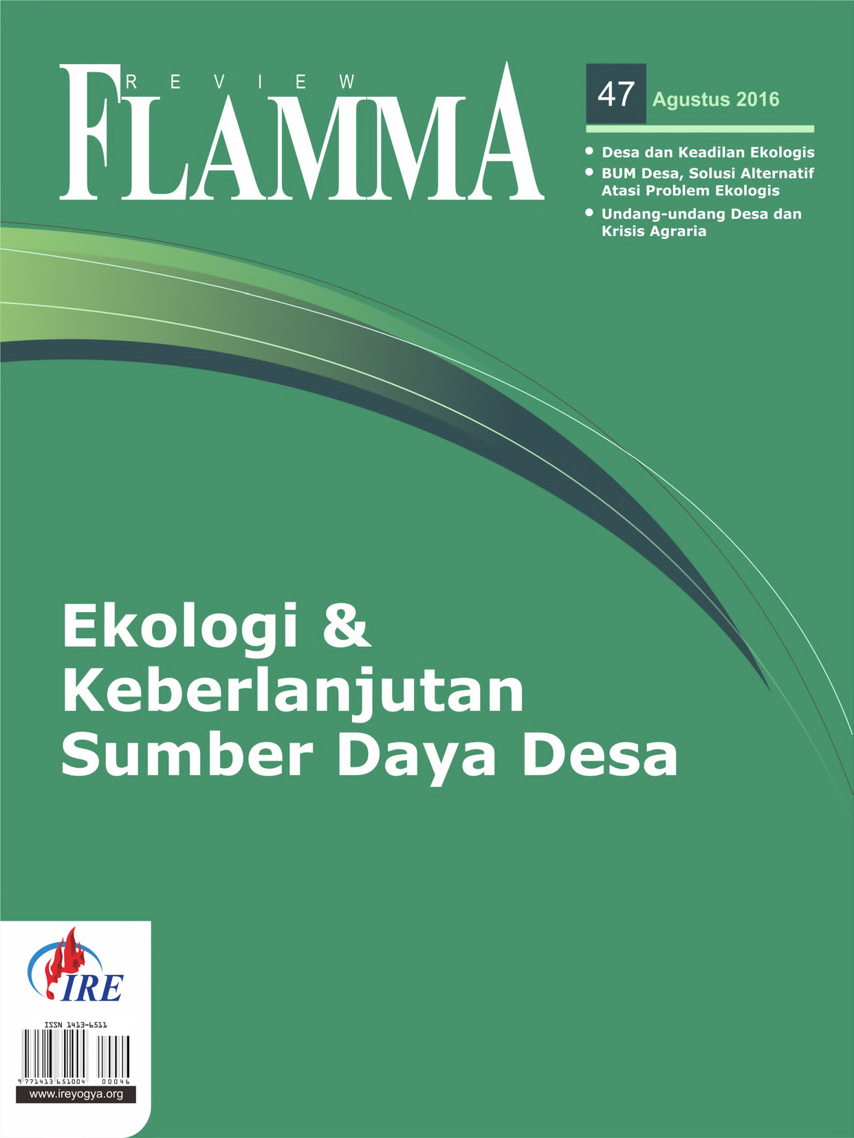 Flamma Review 47